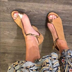Eileen Shields x Maria Cornejo Wedge Sandals
